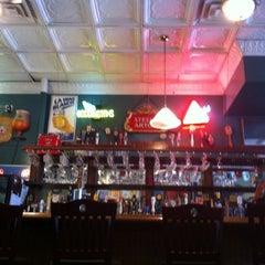 Photo taken at Lucky Baldwins Delirium Pub Cafe by Robert on 8/6/2011