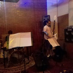 Photo taken at Base A Estúdio by Amanda V. on 10/14/2011