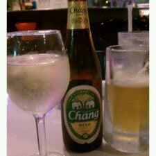 Photo taken at Paya Thai Restaurant by Amy Z. on 1/27/2012