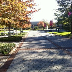 Photo taken at Stony Brook University by Vicente O. on 10/28/2011