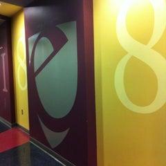 Photo taken at Emerson College - Walker Building by Samuel V. on 2/24/2012