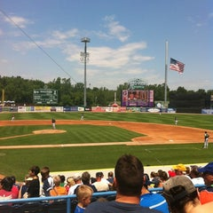 Photo taken at Fifth Third Ballpark by Trisha V. on 6/24/2012