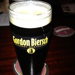 Photo taken at Gordon Biersch Brewery Restaurant by Joe A. on 1/19/2012