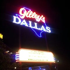 Photo taken at Gilley's Dallas by Jim I. on 9/1/2012