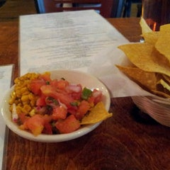 Photo taken at Cabo Fish Taco by Sarah F. on 8/6/2012
