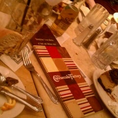 Photo taken at The Cheesecake Factory by Gage N. on 7/1/2012