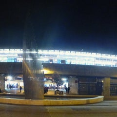 Photo taken at Metro Aluche by Robinson S. on 12/8/2011