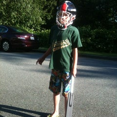 Photo taken at Port Moody Hockey House by Carson M. on 7/5/2012