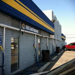 Photo taken at Jax Kar Wash by Young M. on 5/16/2012