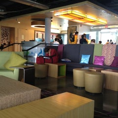 Photo taken at Aloft Bogota Airport by Alejandro N. on 8/22/2012