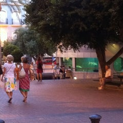 Photo taken at Plaza Nueva by Luis P. on 8/24/2011
