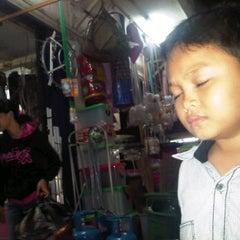 Photo taken at Pasar Proyek Bekasi by arezka t. on 9/9/2011
