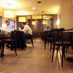 Photo taken at Starbucks by Konrad P. on 1/2/2012