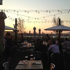 Photo taken at STK Rooftop by Patti L. on 9/13/2012