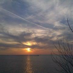 Photo taken at Dike 14 by Patrick M. on 3/19/2012