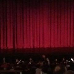 Photo taken at Mayo Performing Arts Center (MPAC) by Karla C. on 12/26/2011