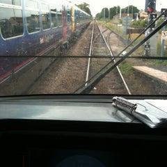 Photo taken at Royston Railway Station (RYS) by David L. on 7/18/2011
