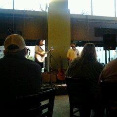 Photo taken at Acoustic Café by Stephanie on 4/8/2012
