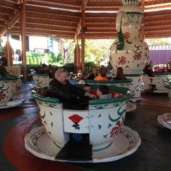 Photo taken at Turkish Delight - Busch Gardens by Jennifer A. on 10/30/2011