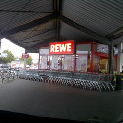 Photo taken at REWE by Natalie W. on 9/21/2011