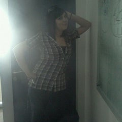 Photo taken at Biblioteca Inacap by Stephanie T. on 10/3/2011