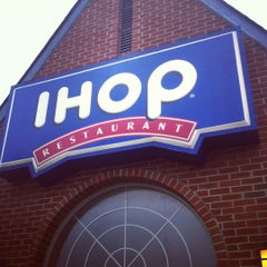 Photo taken at IHOP by Sam S. on 1/24/2012