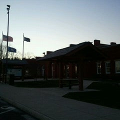Photo taken at Winchester Safety Rest Area / Welcome Center by Rachel T. on 11/29/2011