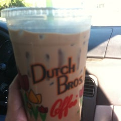 Photo taken at Dutch Bros. Coffee by Michelle W. on 8/7/2011