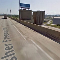 Photo taken at I-75 Rouge River Bridge by Brad - @DITPL on 9/29/2011