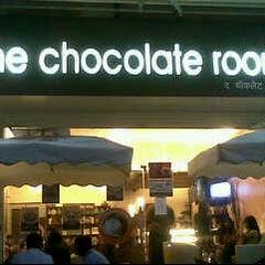 Photo taken at The Chocolate Room by Ajinkya W. on 8/18/2011