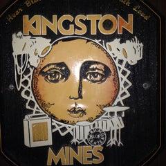 Photo taken at Kingston Mines by Brett P. on 12/27/2011