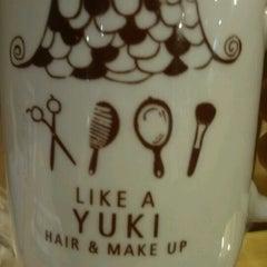 Photo taken at 라이크어유키 / Like a Yuki by Namkyeong L. on 3/11/2012