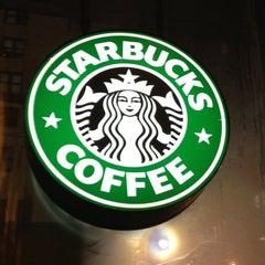 Photo taken at Starbucks by Sheena L. on 1/22/2012