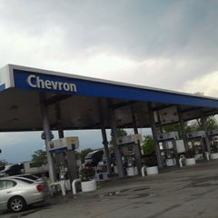 Photo taken at Chevron by Robert S. on 9/29/2011
