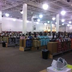 Photo taken at DSW Designer Shoe Warehouse by Whiskey G. on 8/24/2012