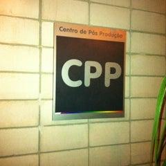 Photo taken at Central Globo de Produção (Projac) by Marco H. on 3/27/2012