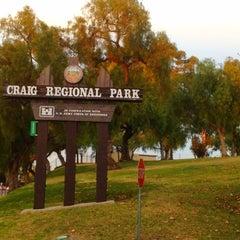 Photo taken at Craig Regional Park by Alice C. on 1/15/2012