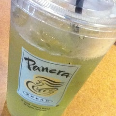 Photo taken at Panera Bread by Julia G. on 7/17/2011