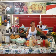 Photo taken at Mercado Municipal de Conejeros by Brais F. on 7/14/2012