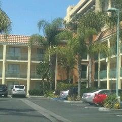 Photo taken at Cortona Inn & Suites by Tina on 8/20/2011