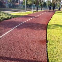 Photo taken at Parque Bicentenario by Juan Luis S. on 6/6/2012