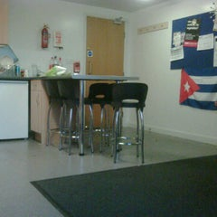 Photo taken at Liberty Park Halls of Residence, DMU by Sammi M. on 11/1/2011