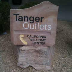 Photo taken at California Welcome Center @ Tanger Outlets by Michael F. on 3/20/2011