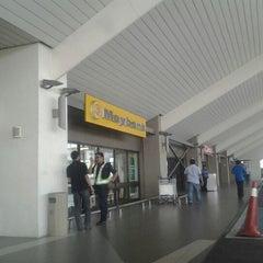Photo taken at Maybank Skypark Terminal by Ali on 1/6/2012