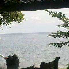 Photo taken at Coral View Villas Bali by Patrick v. on 1/6/2012