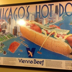 Photo taken at George's Hot Dogs by Y V. on 10/15/2011