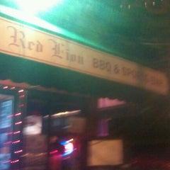 Photo taken at Red Lion BBQ & Pub by Bryan B. on 7/2/2012