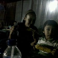 Photo taken at Jagung Bakar Asrama haji by Atan D. on 12/3/2011