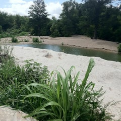 Photo taken at McKinney Falls State Park by Alex F. on 7/12/2011