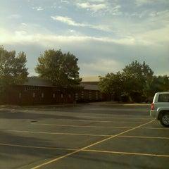Photo taken at Apollo Recreation Center Alsip Park District by Tammy C. on 9/8/2011
